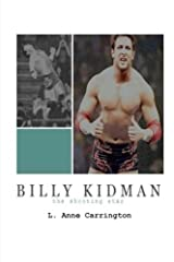 Billy Kidman: The Shooting Star Paperback