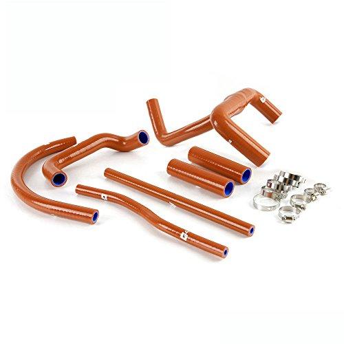 ktm radiator hose kit - 4