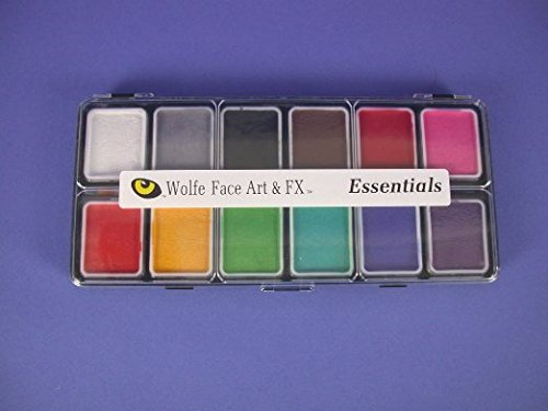 Wolfe Palettes – Essentials (12/colors)