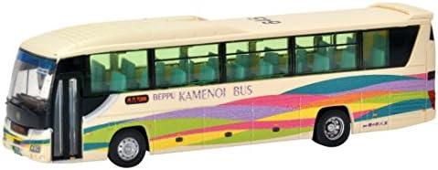 トミーテック ジオコレ ザ・バスコレクション バスコレで行こう3 亀の井バス ゆふいん号 ジオラマ用品