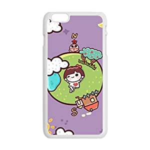 cute earth cartoon personalized creative custom protective phone case for iphone 5 5s