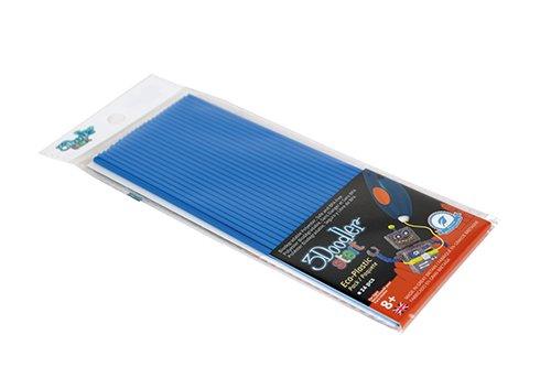 3Doodler Start Refill Plastic Pack: Ocean Blue - Plastic Eco