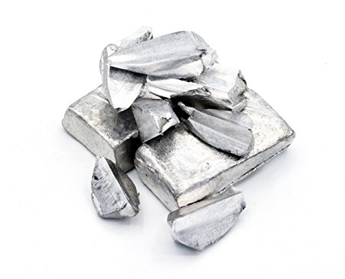 11773b758c Indium Metal 99.995% Ingot Pure 10 Grams for sale Delivered anywhere in USA