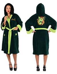 DC Comics Poison Ivy Bombshell Ladies Fleece Robe (One Size)