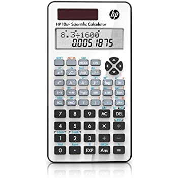 amazon com hp 10s scientific calculator f2214aa ak6 printing rh amazon com manual da calculadora hp 10s scientific calculator HP 48GX Calculator