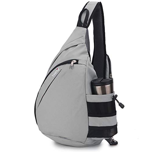 - YUOTO Sling Backpack One Strap Crossbody Shoulder Sling Bag