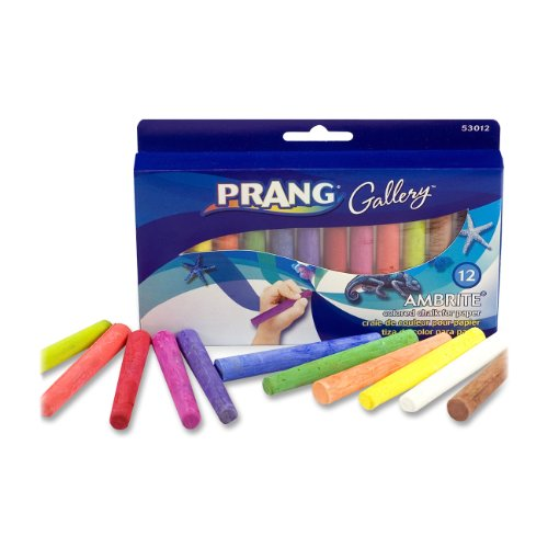 Prang Ambrite Colored Assorted 53012