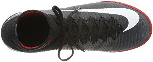 Black II Noir Red Mixte Football White MercurialX NIKE Grey Jr Enfant TF DF Proximo dark Chaussures de University tZ7gwxqZ