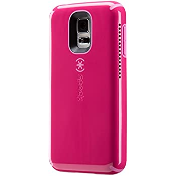 cheap for discount 45666 716b8 Speck Products CandyShell Amped Sound Amplification Case for Samsung Galaxy  S5 - Raspberry Pink/Shocking Pink
