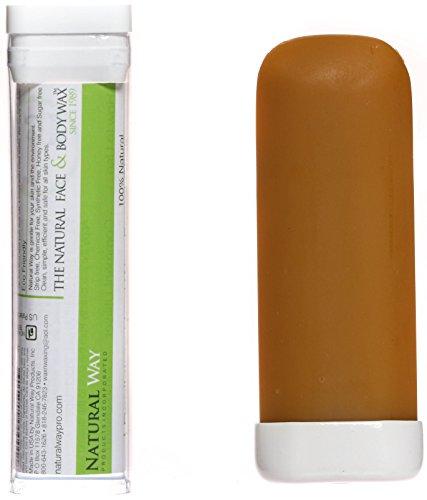 Crayon de cire dépilatoire corps de façon naturelle