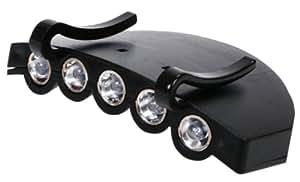 TORCH-L-791 Linterna de LEDs para la Gorra