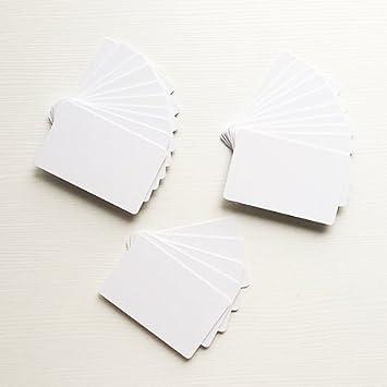 Tagstand NTAG215 - Paquete de 25 Tarjetas de PVC: Amazon.es ...