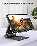 Nulaxy A4 Cell Phone Stand, Fully