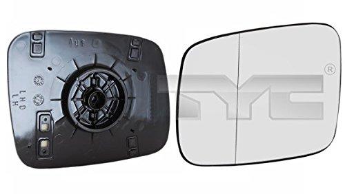 1  x Espejo Cristal Izquierda (lado del conductor) Cuentos para carro Transporter T4  07/90  -  03/03  dapa 33701621