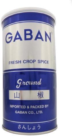 GABAN サンショパウダー 250g
