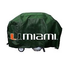 NCAA Miami Hurricanes Economy Grill Cover