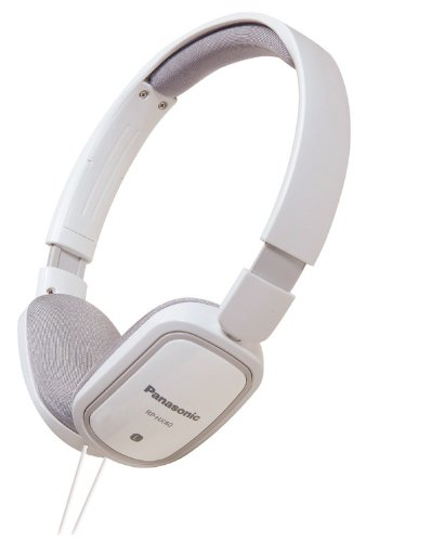 Panasonic RPHXC40W Headphones Monitor White