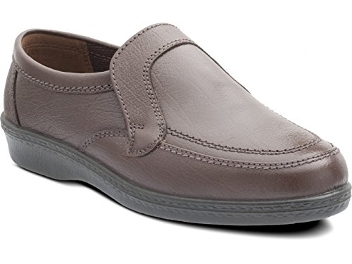 Padders Mens Bruce Loafers Brown I2KZO49