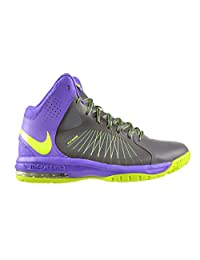 Nike Air Max Actualizer II Men's Shoes Dark Grey/Volt-Purple Venom-Metallic Dark 622041-007