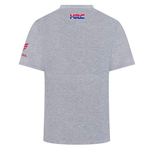 Camiseta de Manga Corta para Hombre con Logo de la Serie Honda ...