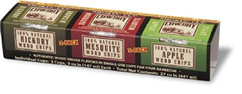 Cowboy Brand Smokin' Cup 3 Flavor Variety Pack (Pack of 3)