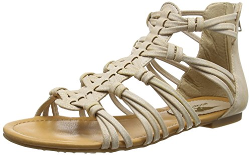 Rocket Dog Hayden - Sandalias Mujer Beige (Natural Breaker)