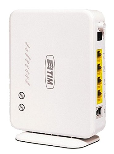 129 opinioni per Telecom Italia 768762 Modem ADSL2+, Wi-Fi, 1 Porta ADSL, 1 Interfaccia Wi-Fi