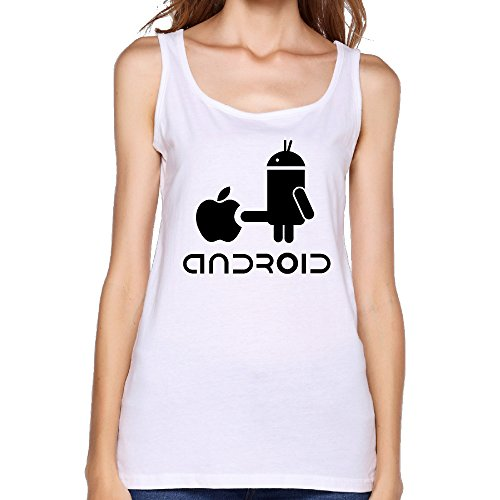 Android Womens Tank Top Sleeveless Tee S