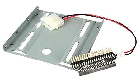 STARTECH.COM BRACKET25 IDE Hard Drive to 3.5 Inch Drive Bay Mounting Kit 2.5 Inch