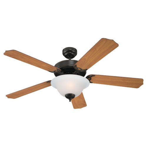 Sea Gull Lighting 15030BLE-782 Quality Max Plus 52 Inch Ceiling Fan, Heirloom Bronze by Sea Gull Lighting