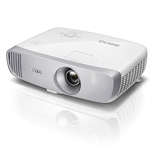 BenQ DLP HD 1080p Projector (HT2050) - 3D Home Theater Projector with All-Glass Cinema Grade Lens and RGBRGB Color Wheel by BenQ (Image #4)'