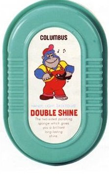 Columbus Double Shine Sponge