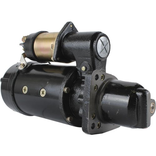 DB Electrical SDR0371 Starter for Chevy GMC C50 C5500 C60 C6500 C70 C7500 C80 C8500 W/Caterpillar 3126 Engine/Ford L6000 7000 8000 9000 /Freightliner FL 50 60 70 80 /Kenworth T300 /Peterbilt 320