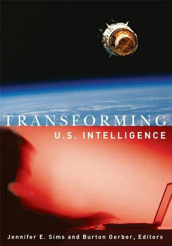Books : Transforming U.S. Intelligence