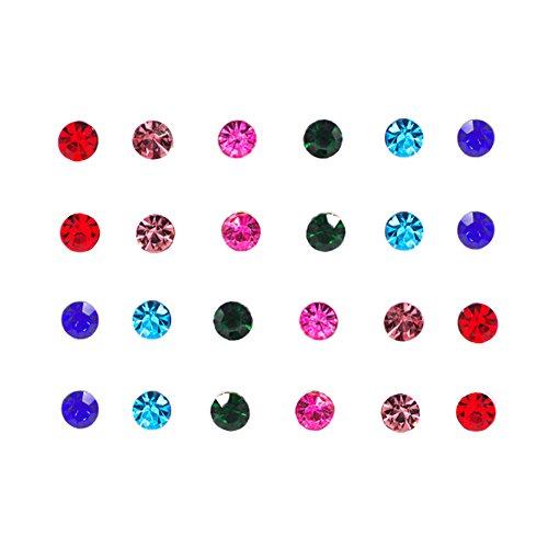 Shoopic Stainless Magnetic Earrings Zodiac