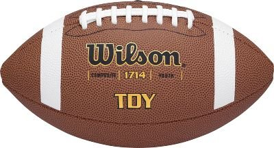 Football Nfl Wilson Youth (Wilson TDY Composite Football - Youth)