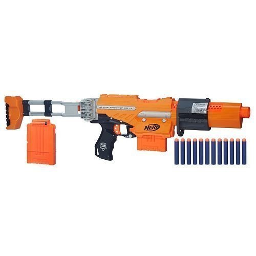 Alpha Kit - Nerf N-Strike Elite Alpha Trooper CS-6 Mission Kit