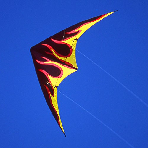 HQ Kites Bebop Series Dual Line Fire Kite by HQ Kites and Designs