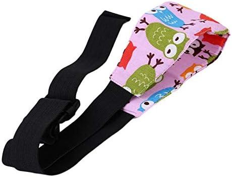 Graptopk Unique Design Auto Car Seat Headrest Kids Children Outdoor Short-Term Travel Sleeping Head Support Pad Pillow
