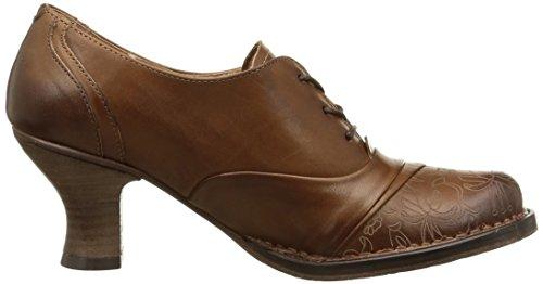 Neosens Rococo 845, Cheville Chaussures Lacées Femme Marron (Cuero)