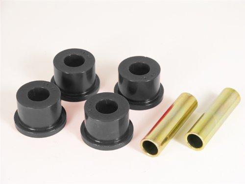 (Prothane 1-804-BL Black Rear Frame Shackle Bushing Kit)