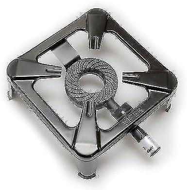 7/9/14kw Gas butano Estufa de hierro fundido parrilla de cocina estufa portátil de Camping al aire libre 7KW