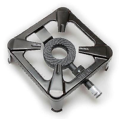 7/9/14kw Gas butano Estufa de hierro fundido parrilla de cocina estufa portátil de Camping al aire libre 7KW: Amazon.es: Grandes electrodomésticos