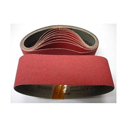 Bosch SCBR060B 1-1/2' x 12' 60G Sanding Belt 10 pc-2610951966
