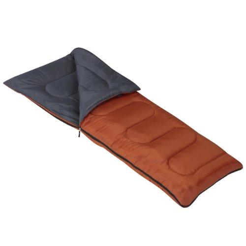 Mountain Trails Sycamore 30-Degree Sleeping Bag, Orange