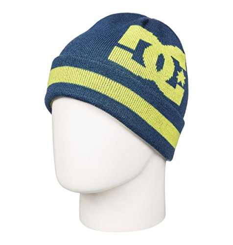 DC Boys Bromont Cuff Beanie Hat One Size