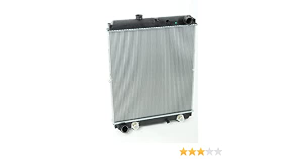 Amazon.com: Hino Truck Radiator 238 258 268 & 338 Models OEM# S160906840 16400E0070 16400E0071: Automotive