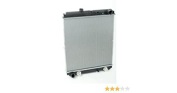 Amazon.com: Hino Truck Radiator 238 258 268 & 338 Models OEM# S160906840 16400E0070 16400E0071: Automotive
