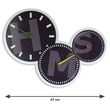 Orium 11908 Reloj de Arena para Cocina 3 Tiempos, 57 x 4,5 x 42,5 cm.: Amazon.es: Hogar