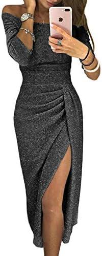 HUUSA Shoulder Sprakling Knitted Cocktail product image
